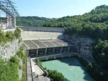 133-barrage de genissiat