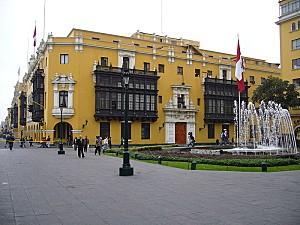 plaza-de-las-armas lima