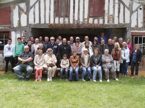 23 juin 2013 : Sortie à  la Ganaderia Malabat