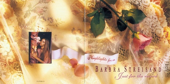 Barbra Streisand 1992 - Highlights from just for the record