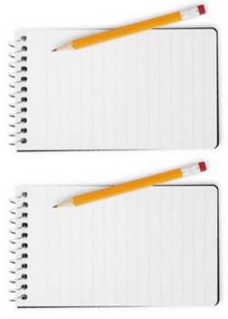Les petits carnets d'écrivain