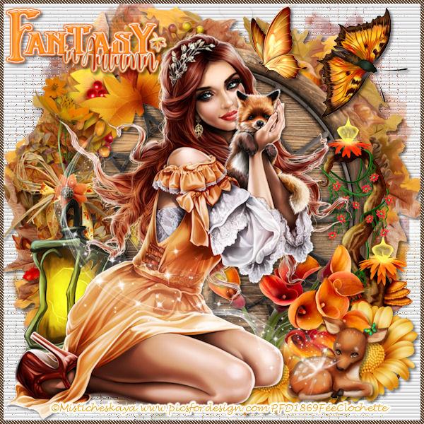 Fantasy autumn