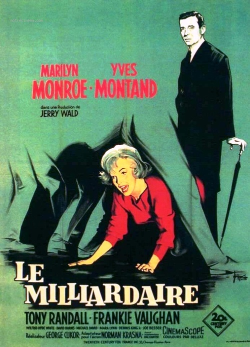BOX OFFICE PARIS DU 05/10/1960 AU 11/10/1960