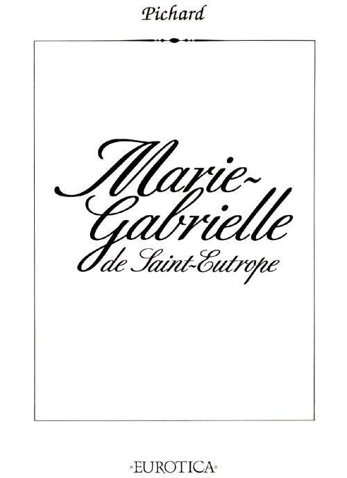Marie Gabrielle Tome 1