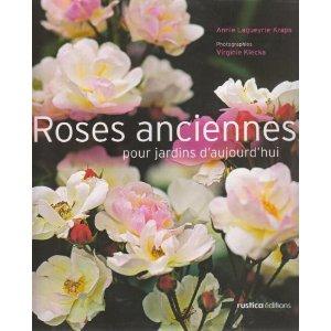 Les livres  sur les Roses