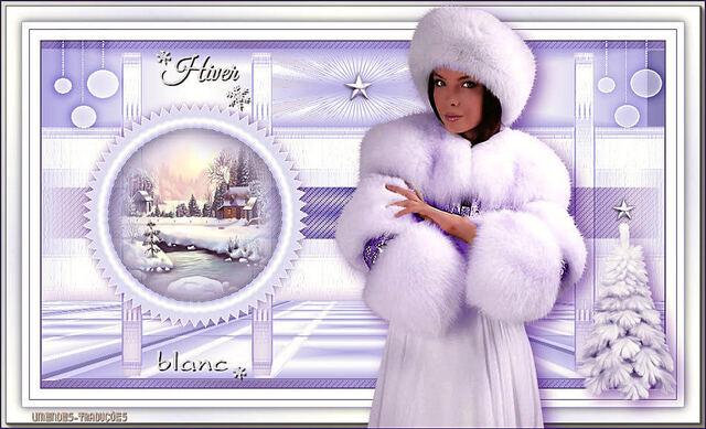 FHI0045 - Tube femme hiver