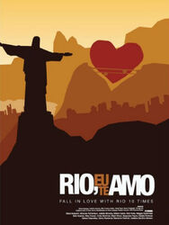 Affiche Rio I Love You