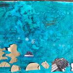 Le jardin-poissons de Benjamin D. et Ricson