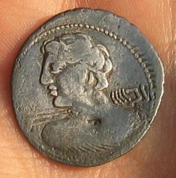 romaine en argent 05 10 2012 avers
