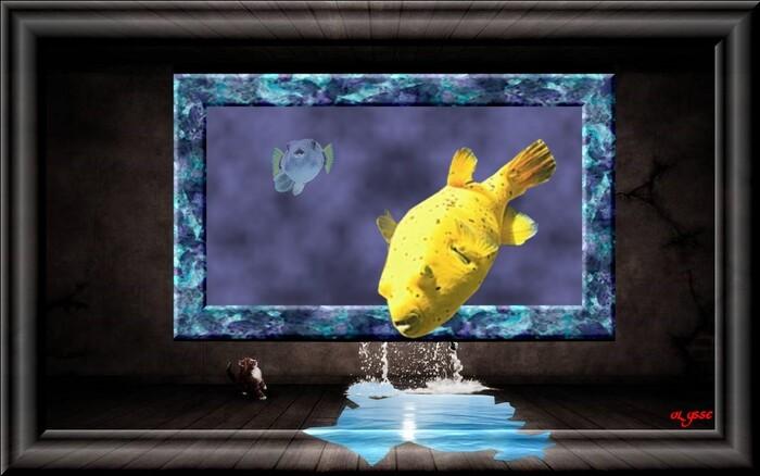 rêve de poisson