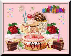 """Echange """"anniversaire"""" chez Manou"""