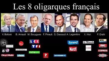 Les oligarques, vous savez ? ceux qui gouvernent le pays anonymement ...