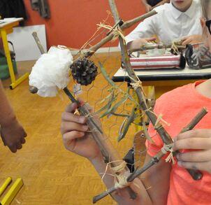 Fabriquer son propre cadre végétal