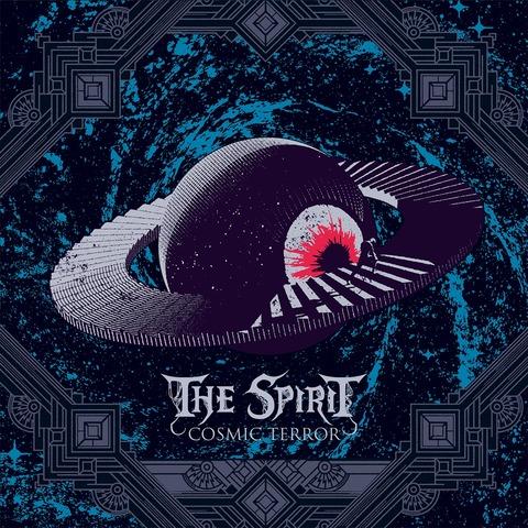 THE SPIRIT - Un extrait de l'album Cosmic Terror dévoilé