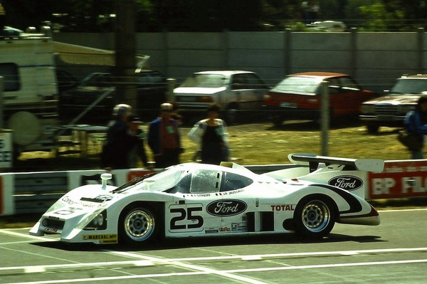Le Mans 1983 Abandons II