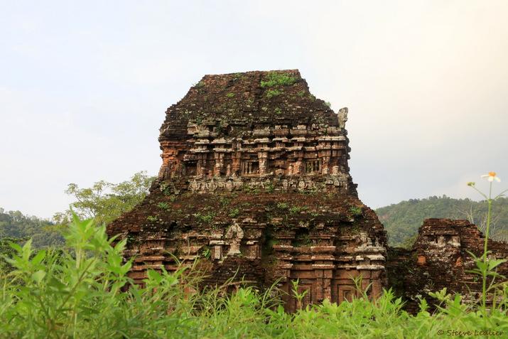 Le sanctuaire de Mi-Sön, Vietnam