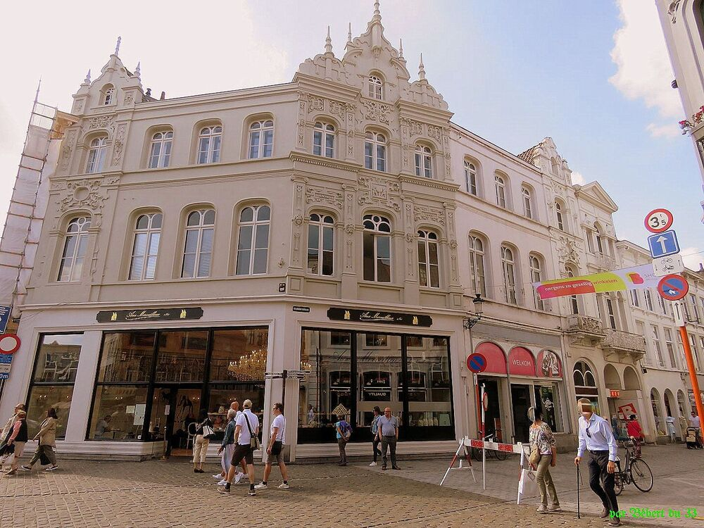 Bruges en Flandre