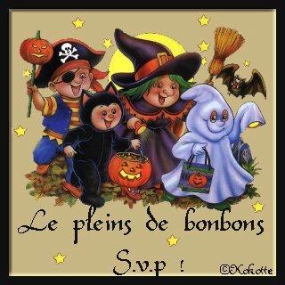 Bientôt Halloween ...