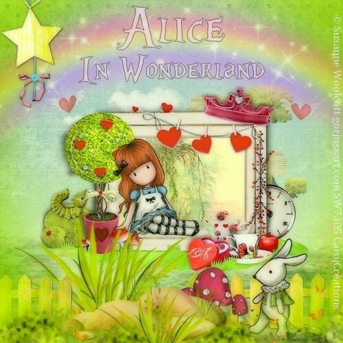 Alice in worderland