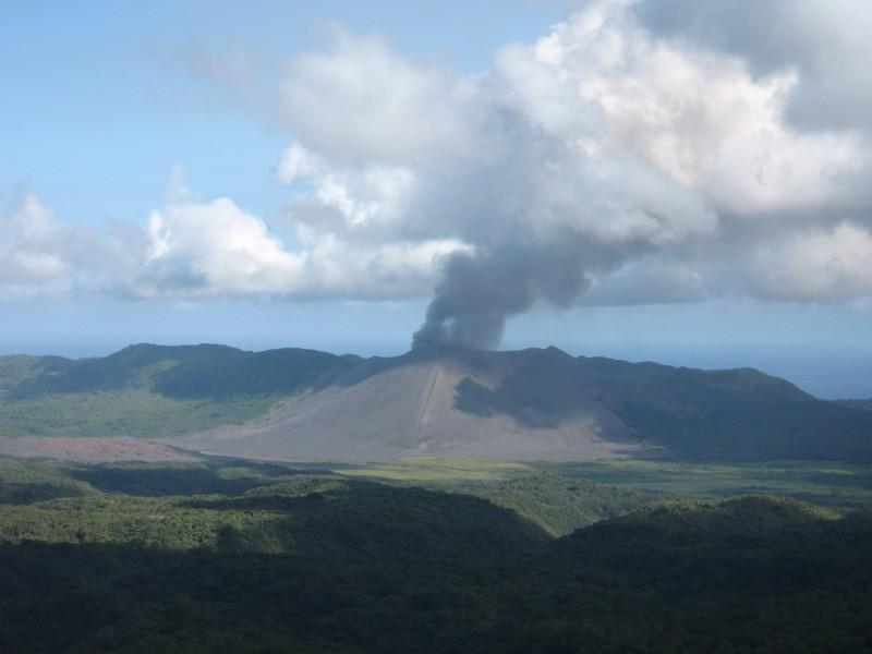 Mt Yasur, active volcano (420607153)