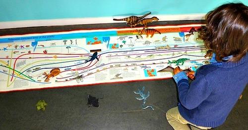 La pédagogie Montessori en pratique : L'école à Canopé Lille