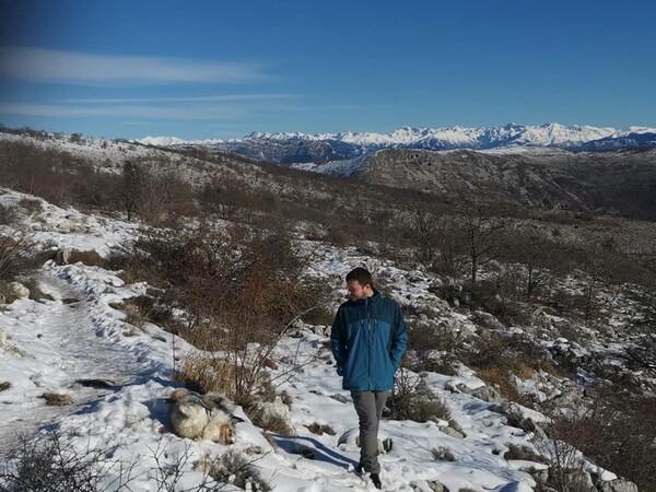 Balade au col de Vence (Alpes-Maritimes)