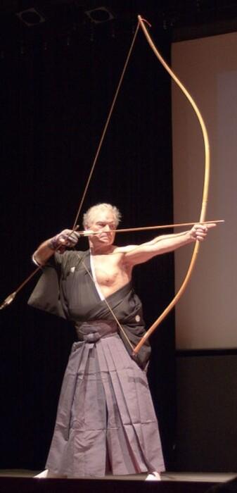 Kyudo Martin