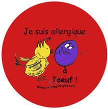 Qu'est ce qu'une allergie à l'oeuf?