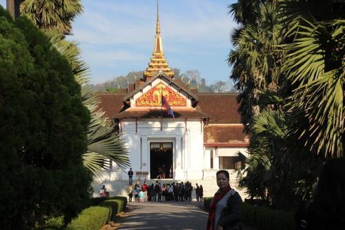 Louang Prabang : le palais royal