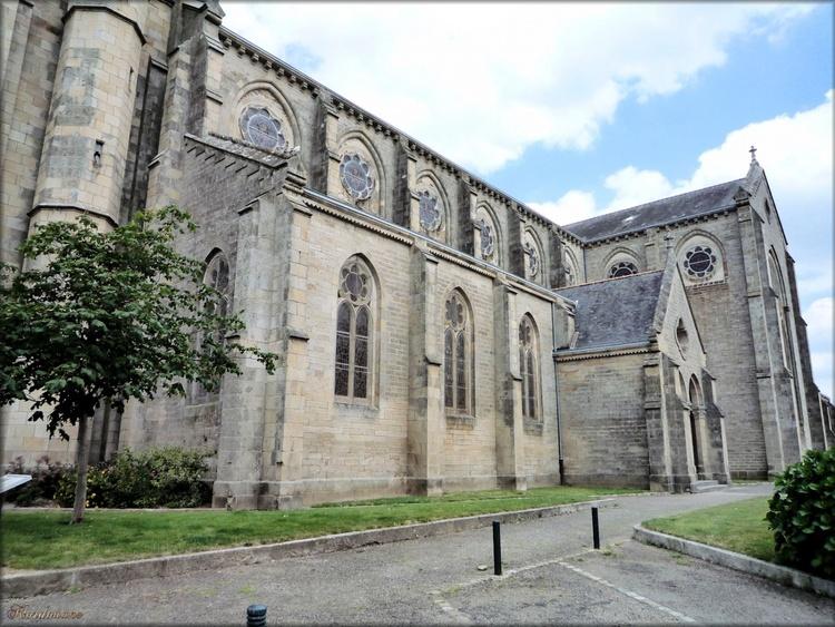 Photo de l'église du Sacré-Cœur de Douarnenez