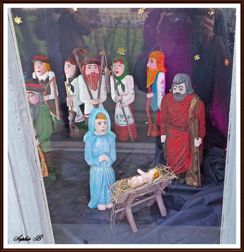 Les crèches de Noël à Ladogne (63 )