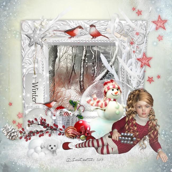 jour d'hiver
