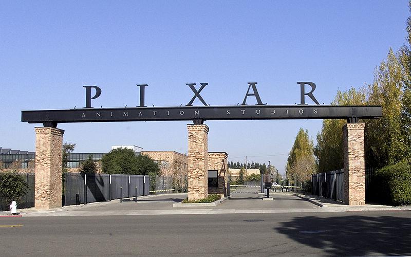 3-Créativité : Pixar