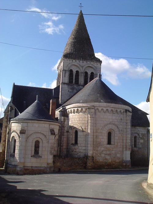 Eglise de Cuon