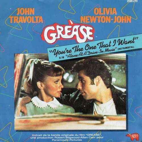 Olivia Newton-John & John Travolta - You're The One That I Want (1978)