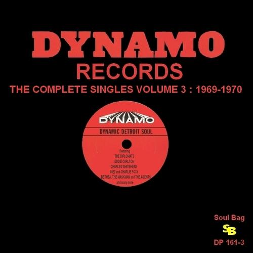 "Dynamo Records : CD "" Dynamo Records The Complete Singles Volume 3 : 1969-1970 "" Soul Bag Records DP 161-3 [ FR ]"