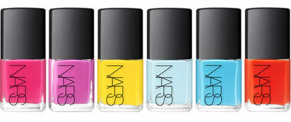 Thakoon collabore avec Nars pour une collection de vernis narsthakoon