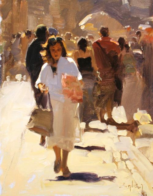 Kim English 1957 ~ Plein-air peintre américain