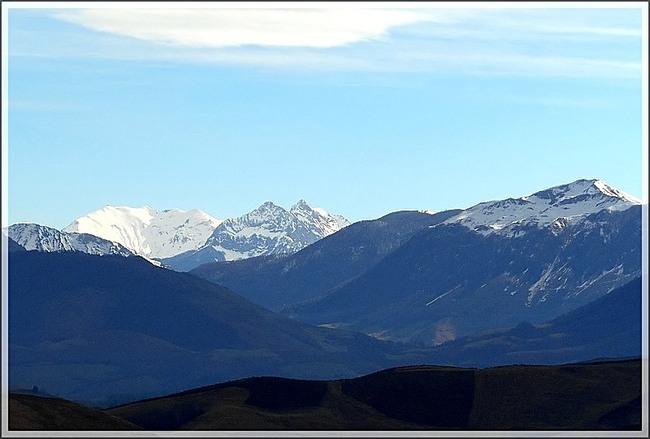 Montagnes pyrénées... vous êtes mes amours !