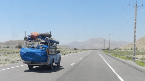 IRAN Le retour !