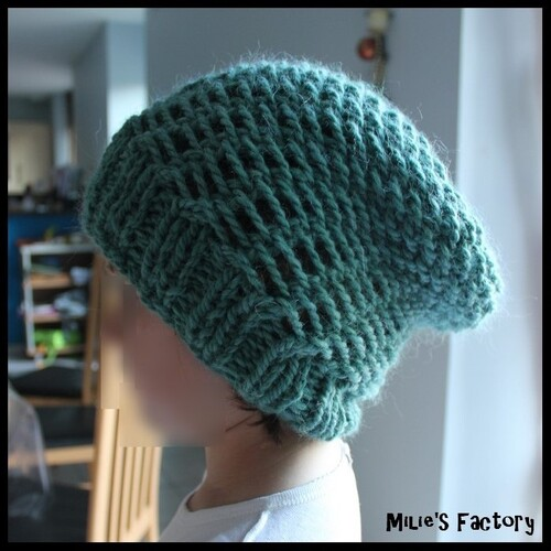 Bamboo Hat - Bonnet Bambou