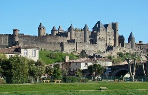 La cité de Carcassonne!