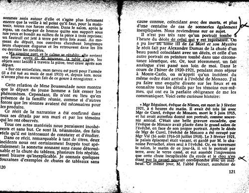 Camille FLAMMARION Les maisons hantées pages 114 a 122