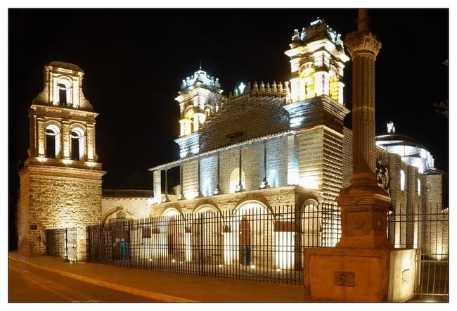Ayacucho la nuit