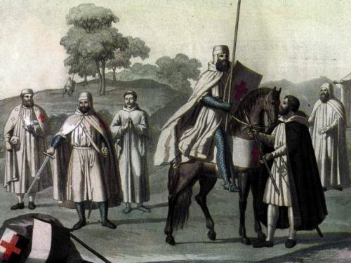 Les Templiers à Provins