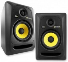 cheap studio monitors - krk rokit 5