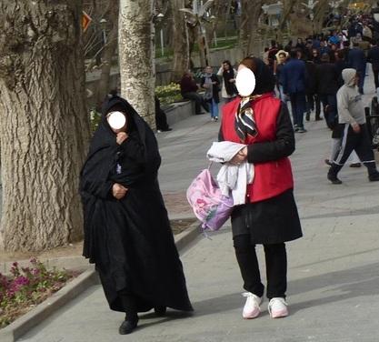 10 - Rapidement sur l' Iran