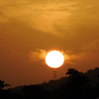 Depuis le Morne Desaix (Fort-de-France) - Photo : Edgar