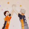 icons - haikyuu