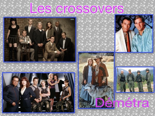Les crossovers